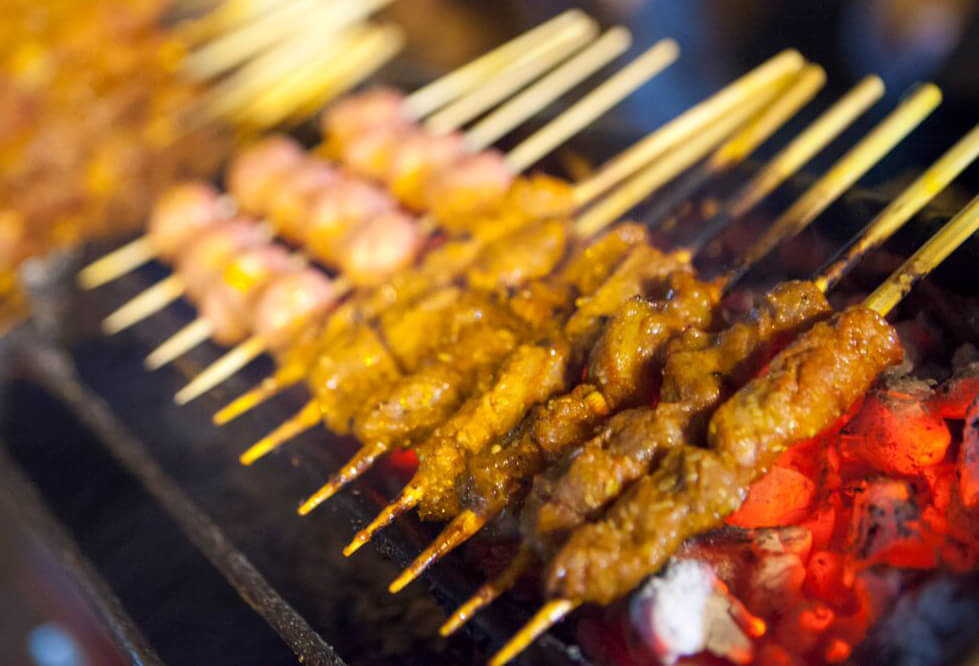 Saigon_Food_Tour_Grilled_Skewers