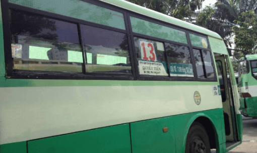 How to go to the Cu Chi Tunnels using the public bus