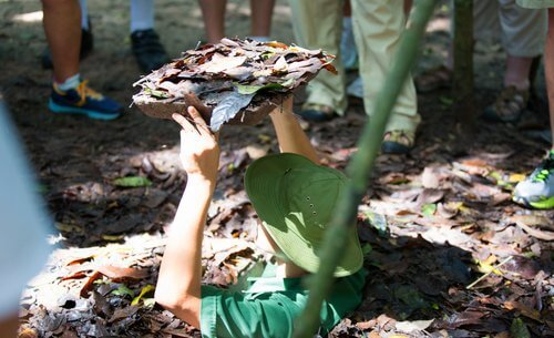 how to go to the cu chi tunnels on your own free guide
