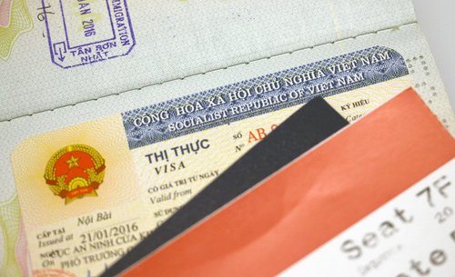 Do i need a Visa to Vietnam visa example