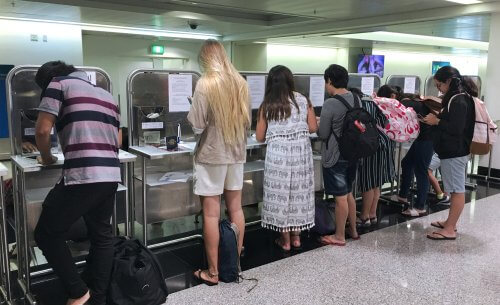 Do I need a Visa to Vietnam Arrival Waiting in Line