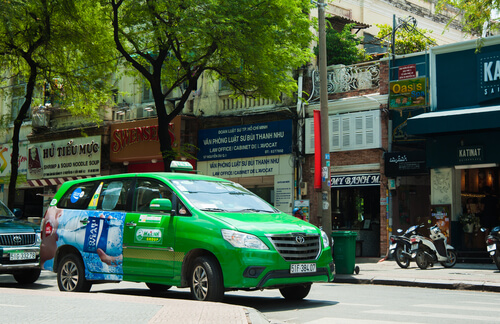 Which Taxi to Hire to Cu Chi Tunnels, Mai Linh