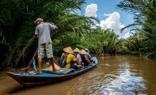 Where to stay in Ben Tre eco tours