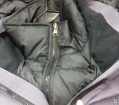 Northface jacket in Russian Market