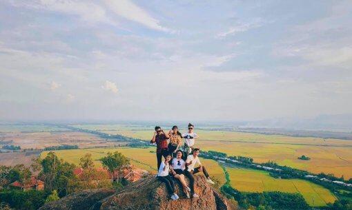 Chau Doc Scenic View