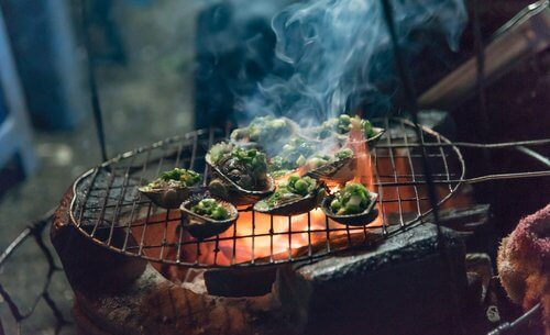 Grilled Seafood in District 4