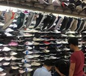Shoe Shopping in Ho Chi Minh City in Saigon Square