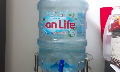Filtered Water in Vietnam Home