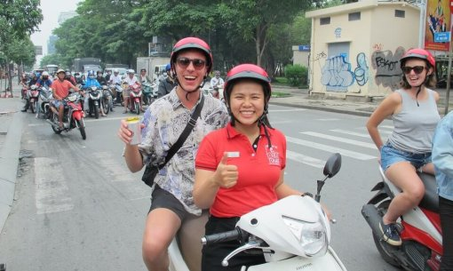 Ho Chi Minh City Food Tour By Motorbike in Vietnam