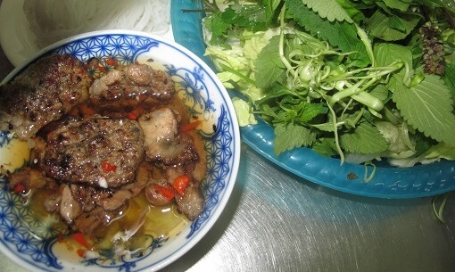 Northern Vietnamese Street Food on our Ho Chi Minh Tour by Motorbike