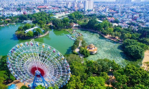 An iconic attraction in Ho Chi Minh City