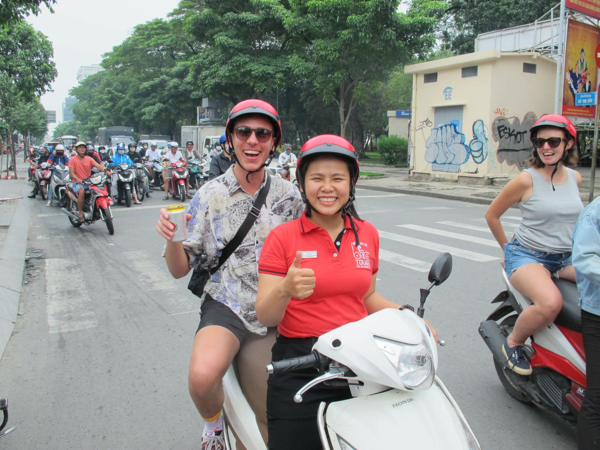 Ho Chi Minh Food Tour in the Afternoon