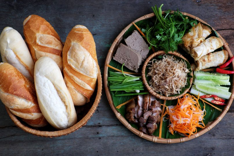 The most famous Vietnamese food