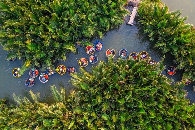 Bay Mau coconut village