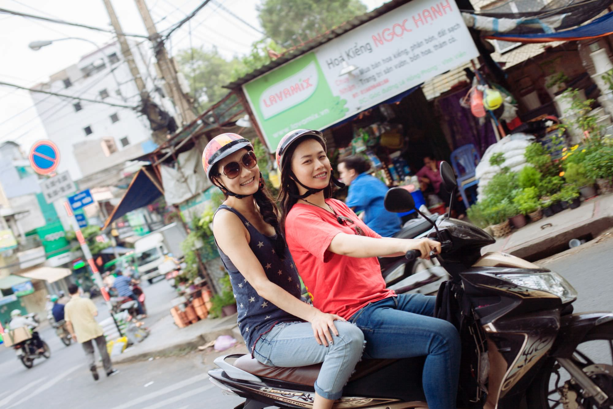Private Ho Chi Minh City Food Tour in Vietnam