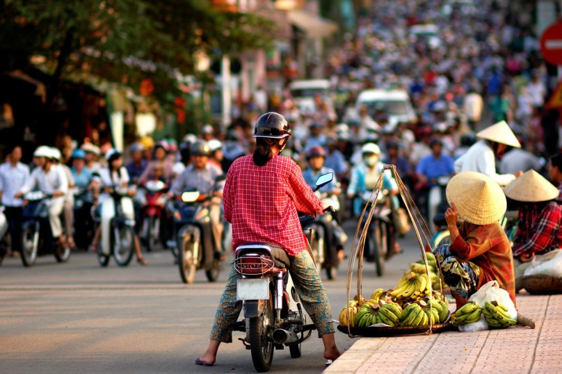 Congestion in Vietnam